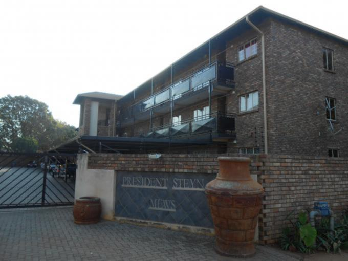 2 Bedroom Apartment For Sale in Pretoria North - Home Sell - MR110607