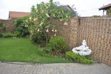 Garden of property in Aerorand - MP