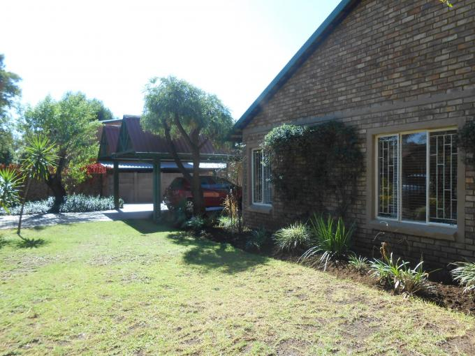 5 Bedroom House For Sale in Centurion Central (Verwoerdburg Stad) - Home Sell - MR110629