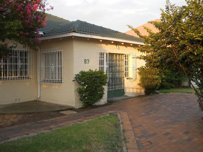 4 Bedroom House for Sale For Sale in Boksburg - Private Sale - MR110632