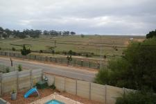 Backyard of property in Malmesbury