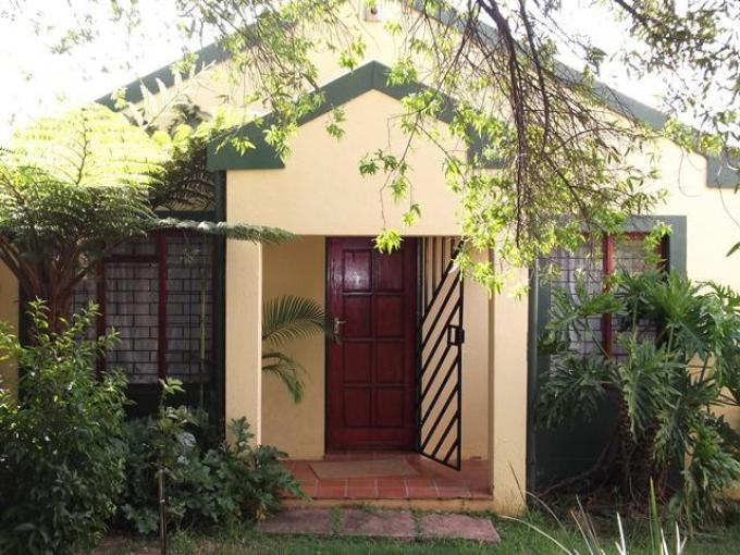 2 Bedroom House for Sale For Sale in Zwartkop - Private Sale - MR110653