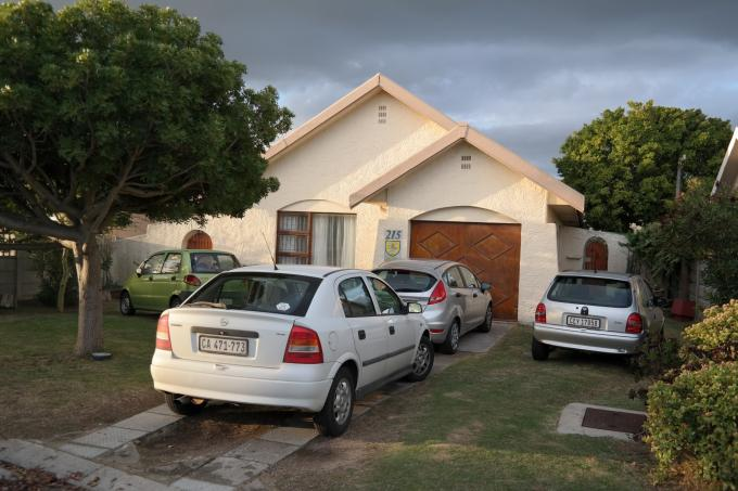 Absa Bank Trust Property 3 Bedroom House for Sale For Sale in Strand - MR110671