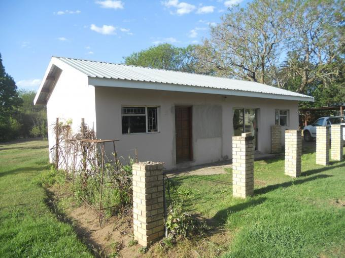 Absa Bank Trust Property 1 Bedroom House for Sale For Sale in Winterton - MR110961
