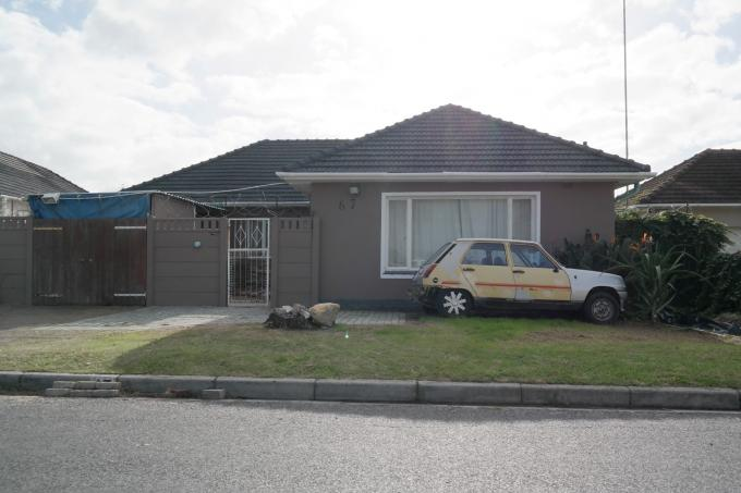 Absa Bank Trust Property House For Sale in Kraaifontein - MR111077