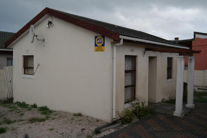 Standard Bank EasySell 2 Bedroom House For Sale in Mitchells Plain - MR111152
