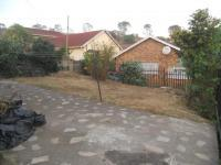 Backyard of property in Pietermaritzburg (KZN)