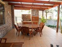 Patio - 46 square meters of property in Rooirivier Rif