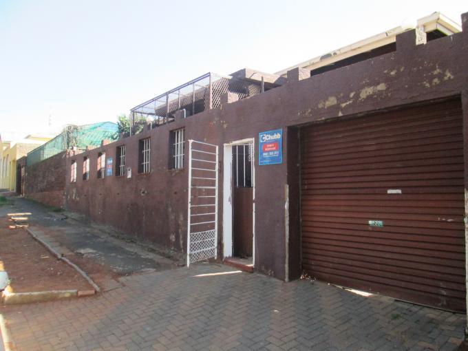 3 Bedroom House for Sale For Sale in Vrededorp - Private Sale - MR111414