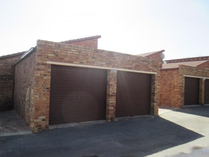 2 Bedroom Sectional Title for Sale For Sale in Radiokop - Home Sell - MR111445