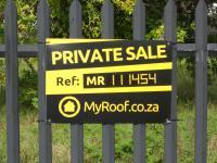Sales Board of property in Sedgefield