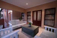 Patio - 54 square meters of property in Silver Lakes Golf Estate