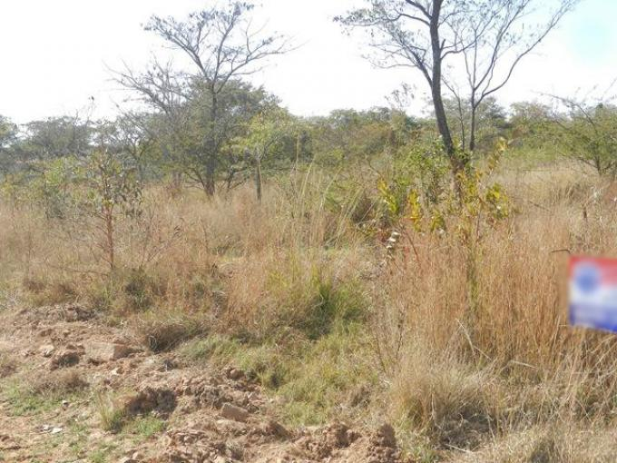 Standard Bank EasySell Land for Sale For Sale in Vaalwater - MR111649
