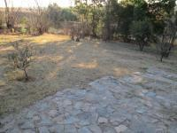 Backyard of property in Magaliesburg