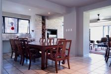 Dining Room - 35 square meters of property in Woodhill Golf Estate