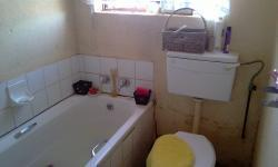 Main Bathroom - 5 square meters of property in Mahube Valley