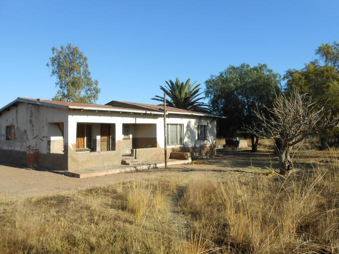 Absa Bank Trust Property House for Sale For Sale in Winterveld - MR111967
