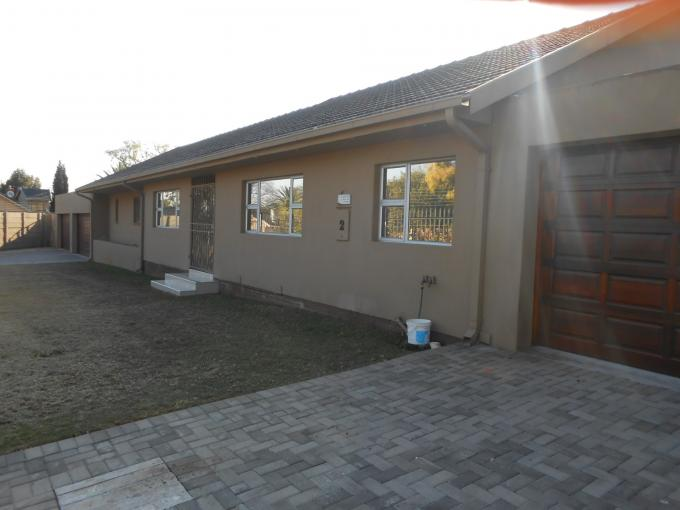 5 Bedroom House For Sale in Edenvale - Private Sale - MR112034