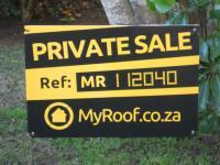 Sales Board of property in Mangold Park