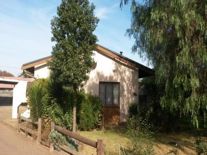 Standard Bank EasySell 3 Bedroom House for Sale For Sale in Boksburg - MR112043