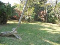 Backyard of property in Hibberdene