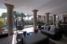 Patio - 85 square meters of property in The Wilds Estate