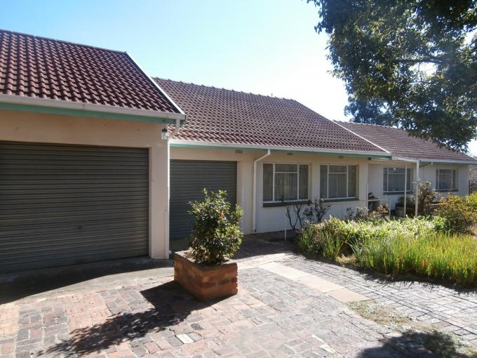 Absa Bank Trust Property 3 Bedroom House for Sale For Sale in Alberton - MR112324