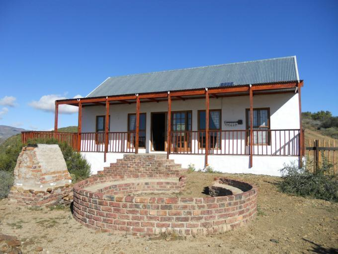 Smallholding for Sale For Sale in Oudtshoorn - Home Sell - MR112366