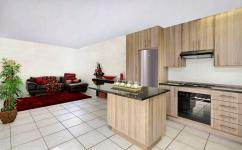 Kitchen of property in Ruimsig