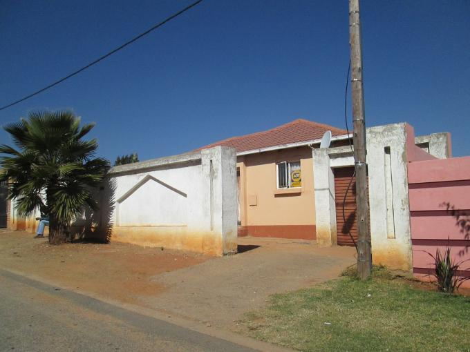 Standard Bank EasySell 3 Bedroom House For Sale in Cosmo City - MR112519