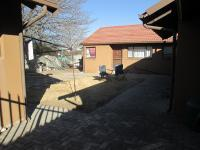 Backyard of property in Secunda