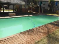 Backyard of property in Pretoria West