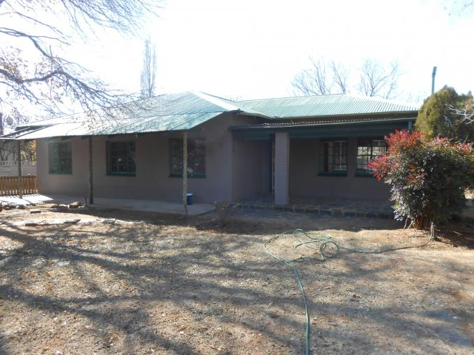 4 Bedroom House For Sale in Bloemfontein - Private Sale - MR112663