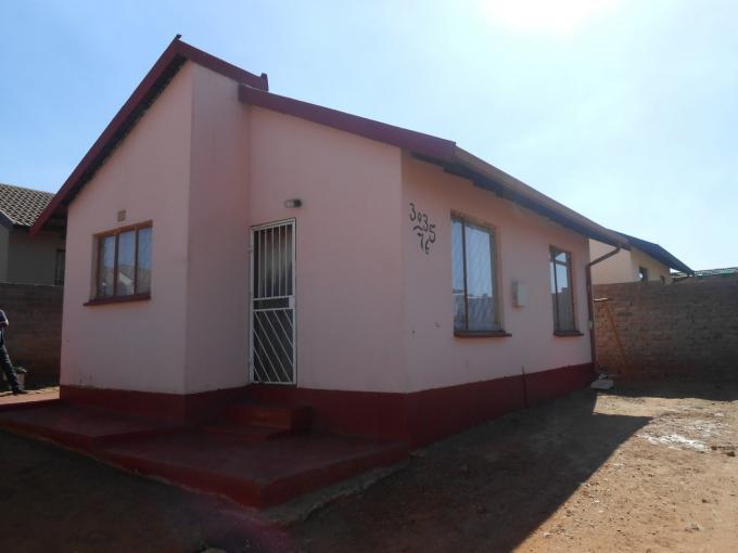 2 Bedroom House for Sale For Sale in Naturena - Home Sell - MR112725