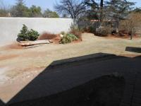 Backyard of property in Germiston South