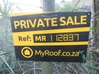 Sales Board of property in West Riding - DBN