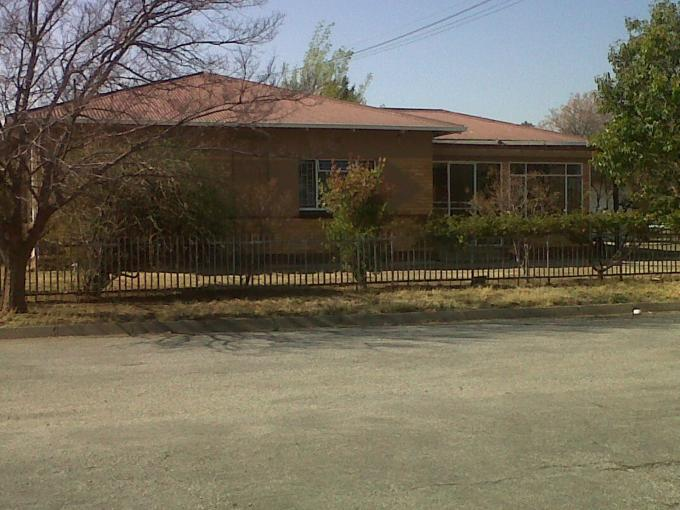 3 Bedroom House for Sale For Sale in Ventersburg - Home Sell - MR112939