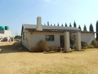 Front View of property in Rietfontein - Pretoria East