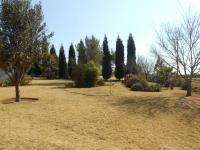 Backyard of property in Rietfontein - Pretoria East