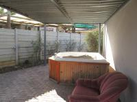Backyard of property in Kibler Park