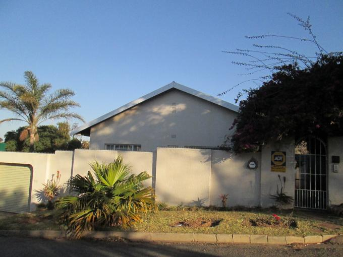 Absa Bank Trust Property House for Sale For Sale in Westdene (JHB) - MR112980