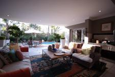 Patio - 95 square meters of property in Woodhill Golf Estate