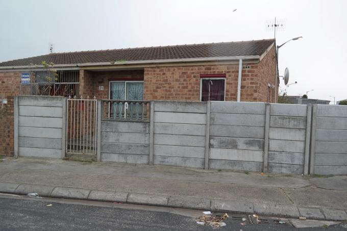 Standard Bank EasySell 3 Bedroom House for Sale For Sale in Mitchells Plain - MR113346