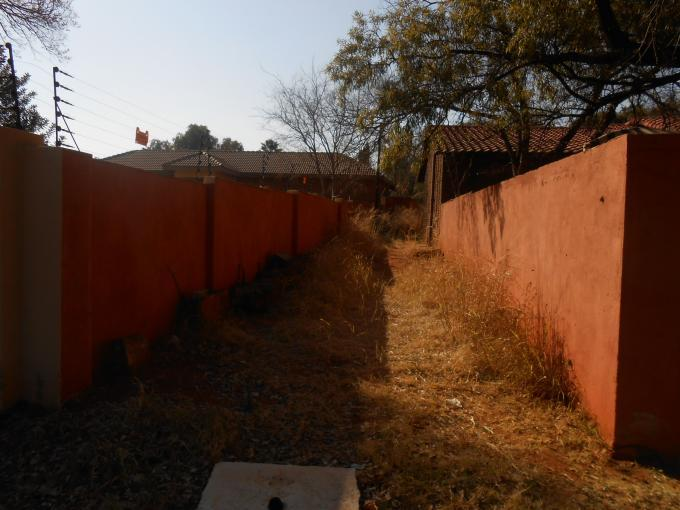 Land for Sale For Sale in Klerksdorp - Private Sale - MR113574