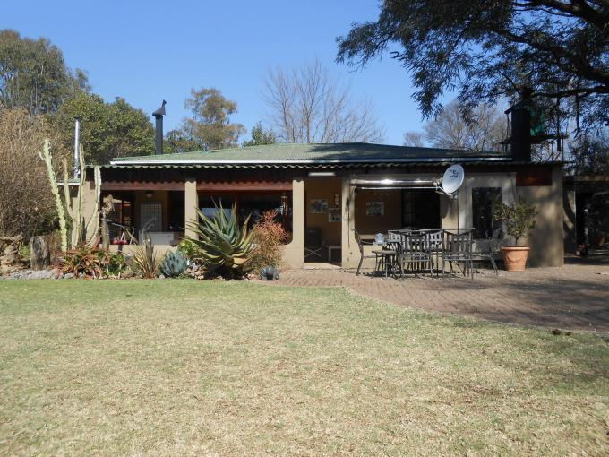 Farm for Sale For Sale in Magaliesburg - Home Sell - MR113649
