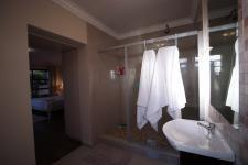 Main Bathroom - 7 square meters of property in Silver Lakes Golf Estate