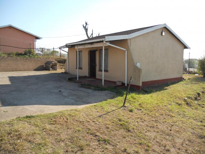 2 Bedroom House For Sale in Mpumalanga - KZN - Private Sale - MR113853