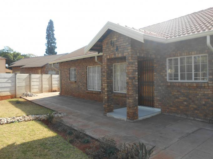 3 Bedroom House for Sale For Sale in The Orchards - Private Sale - MR113860
