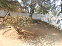 Backyard of property in Erasmia