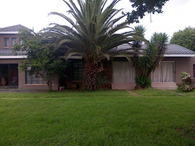 10 Bedroom House For Sale in Klerksdorp - Home Sell - MR114008